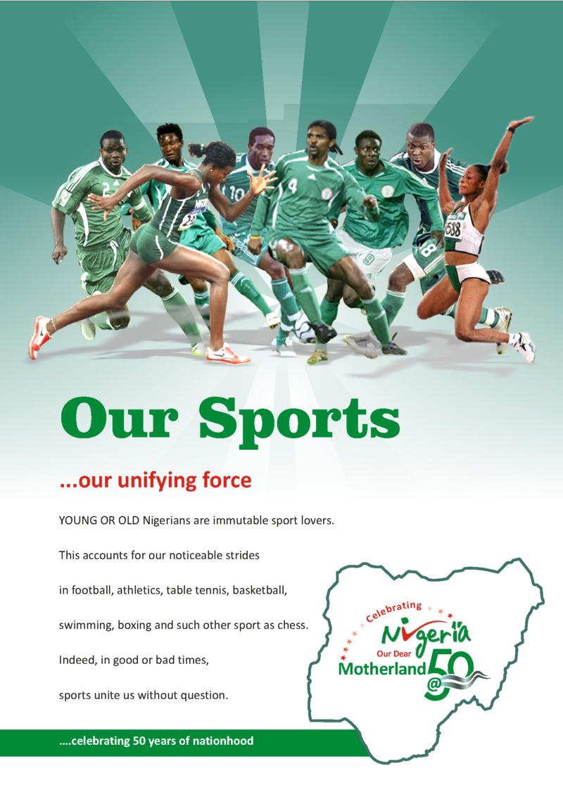 Nigeria @50